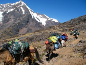 Lares Trek - Saywas Expeditions