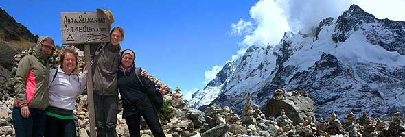 salkantay trek 5 days