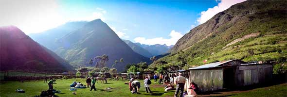 4 days salkantay trek